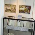 Mise en place de l'exposition à la Médiathèque François Mitterrand de Lorient (56)