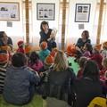 Rencontre avec l'auteure Ramona Badescu - Salon du livre de Bron (69) - © CCaudagne