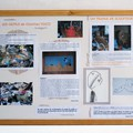 Présentation des travaux préparatoires de l'auteur-illustrateur Christian Voltz - Les outils de C. Voltz.