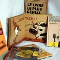 Albums de Christian Voltz présentés dans l'exposition