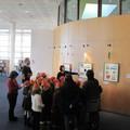 Présentation de l'exposition en présence des deux auteurs - BFM de Limoges (87)