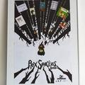 Affiche réalisée par l'illustrateur dans le cadre du prix sorcières 2010