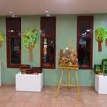 Présentation en exposition de l'ensemble des réalisations faites par les enfants accueillis en atelier - Médiathèque de Carros (06)